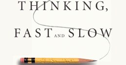 cover Thinking fast slow