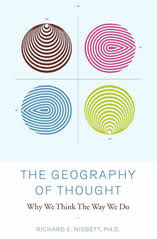 the geography of thought by richard What is the geography of hate groups and organizations  richard florida is a  co-founder and editor at large of citylab and a senior editor at.